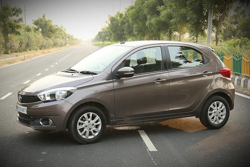 The Tata Tiago. (Image: News18.com)