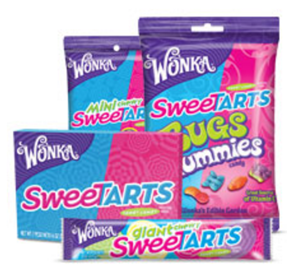 <p><strong>SweeTARTS</strong></p><p>These sugary, sour candies have been a favorite for candy-lovers for over four decades. </p>