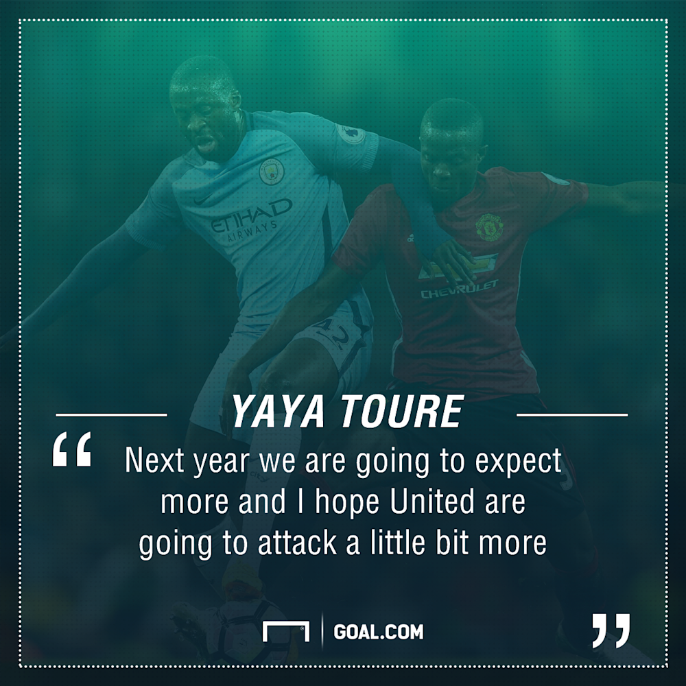 Yaya Toure quote PS