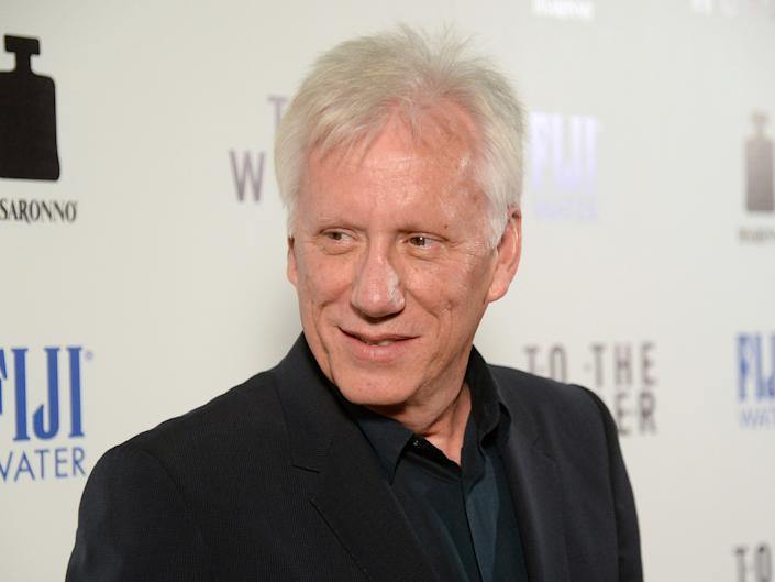 James Woods: Getty