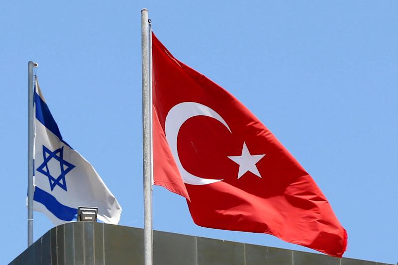 Israel and Turkey Are Humiliating Each Other's Diplomats Over Gaza Killings