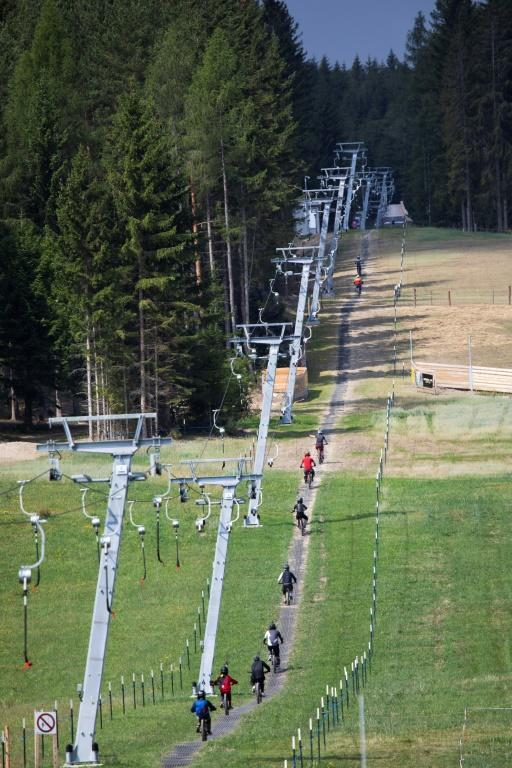 As temperatures warm, resorts across the Alps will have to look at similar options, experts say