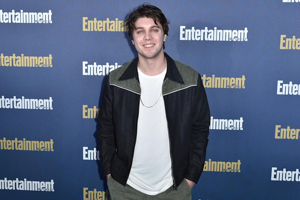 "Hollywood is defending actor Lukas Gage who was insulted by an unnamed director for his ""tiny"" apartment. (Photo: David Crotty/Patrick McMullan via Getty Images)"