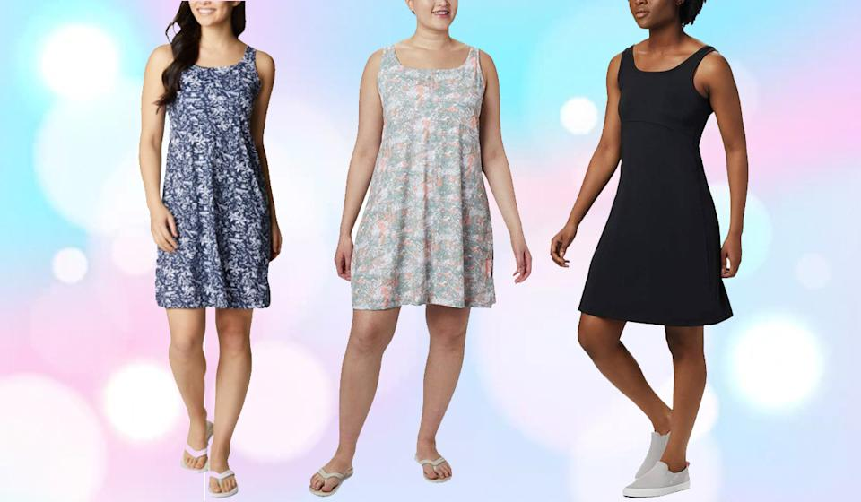 Stay cool this summer in the Freezer Dress III by Columbia Sportswear. (Photo: Amazon)