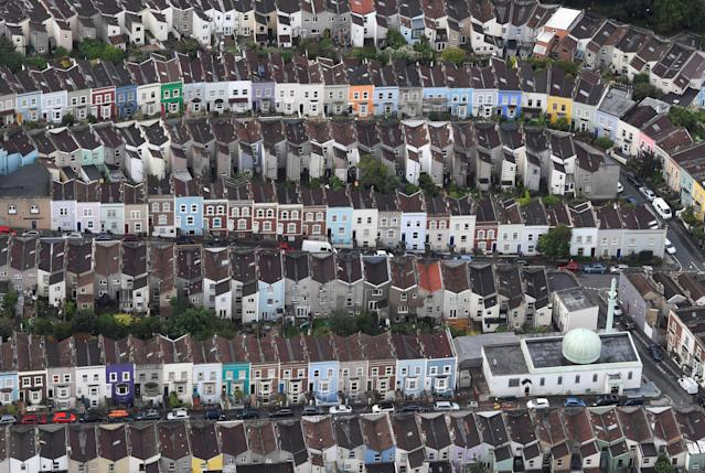 Bristol is an increasingly popular place to live. Photo: Toby Melville/Reuters