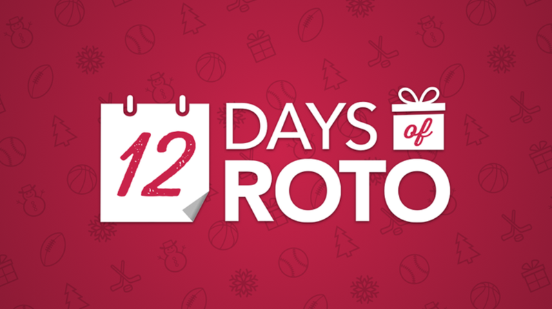Rotoworld's 12 Days of Roto Holiday Giveaway