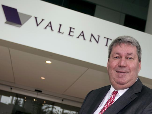 valeant bear thesis