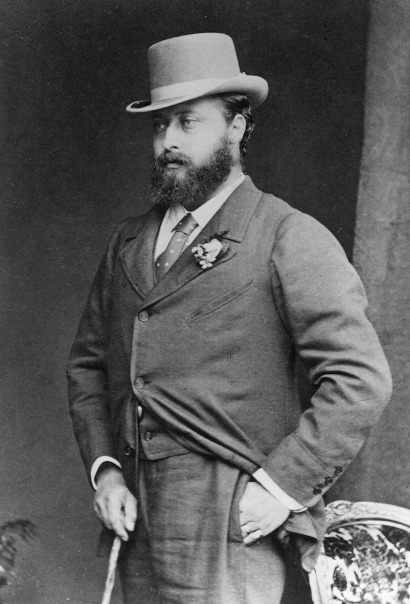 Sex chair created by King Edward VII has been revisited