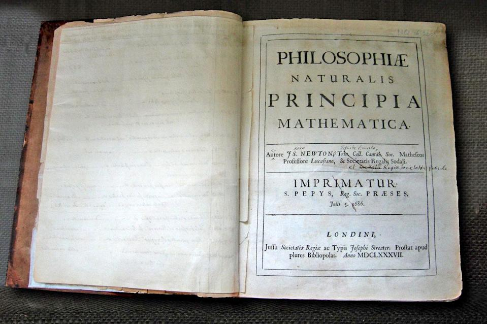 Researchers have identified more first edition copies of Isaac Newton's 'Philosophiae Naturalis Principia Mathematica' than were previously thought to exist.