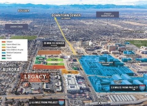 Griffin Capital Closes First Opportunity Zone Land Acquisition in