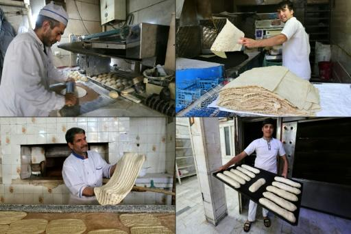 Bread is a staple of the Iranian diet with the health ministry in January saying Iranian consume 310 grams (nearly 11 ounces) per day