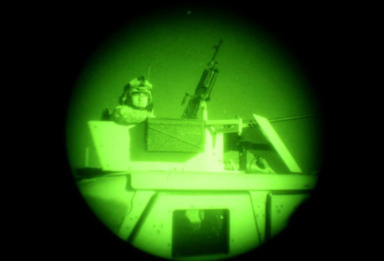 The US military's enormous firepower was unable to quell the Taliban insurgency
