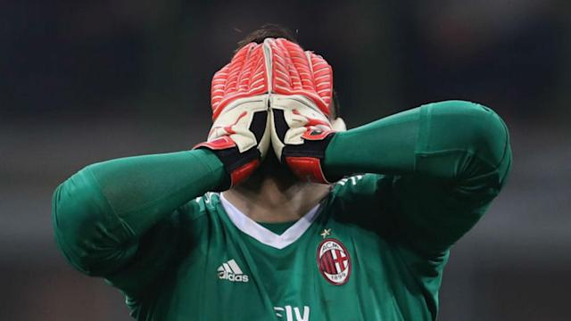 Lorenzo De Silvestri capitalised on Gianluigi Donnarumma's error to earn Torino a 1-1 draw with AC Milan in Serie A.