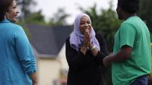 Muslim candidates run in record numbers but face backlash