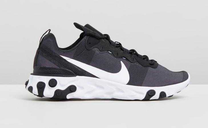 faa5172d10 View photos. Nike React Element 55 men's shoes on The Iconic.