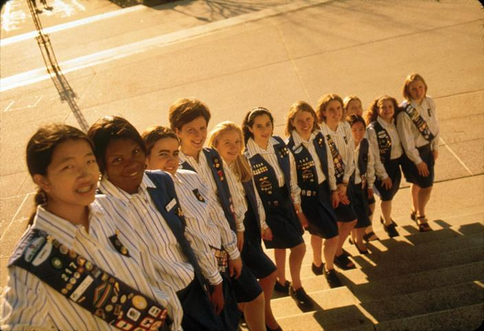Girl (Girl Scouts of the USA)
