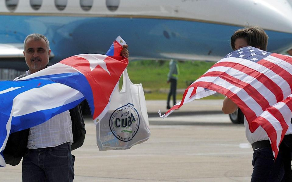 Private charter flights from the USA to Cuba suspended - AFP
