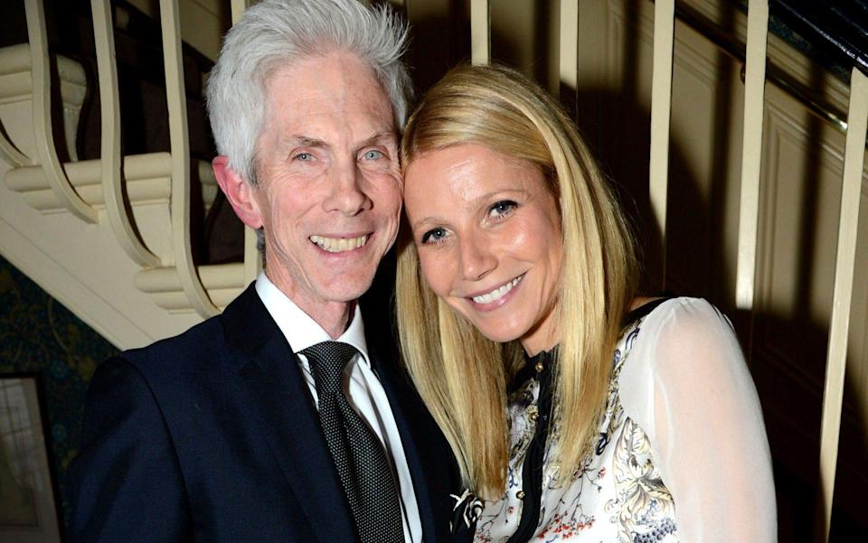 Buckley and Gwyneth Paltrow at Mark's Club, London, 2013 - Richard Young/Shutterstock
