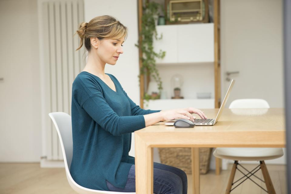 Working from home can boost productivity. Photo: BSIP/UIG via Getty Images