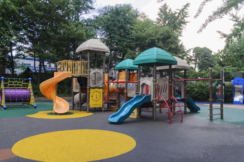 About 70 playgrounds face closure (Picture: Getty)