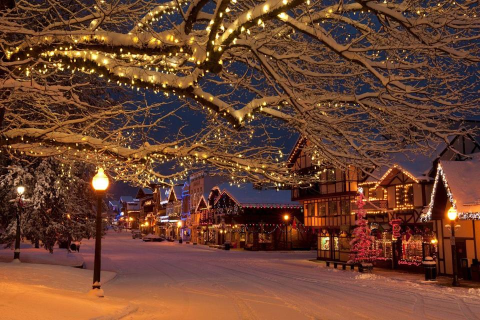 "<p><strong>Where:</strong> Leavenworth, Washington</p><p><strong>When:</strong> January 16, 2021</p><p><strong>What to Expect: </strong>Icy games, like a snowmobile sled pull, and plenty of Bavarian treats, plus twinkly town lights and stunning European-inspired architecture.</p><p>For more information, visit <a href=""https://leavenworth.org/event/bavarian-icefest-2020/2020-01-18/"" rel=""nofollow noopener"" target=""_blank"" data-ylk=""slk:leavenworth.org"" class=""link rapid-noclick-resp"">leavenworth.org</a>.</p><p><a class=""link rapid-noclick-resp"" href=""https://go.redirectingat.com?id=74968X1596630&url=https%3A%2F%2Fwww.tripadvisor.com%2FTourism-g58560-Leavenworth_Washington-Vacations.html&sref=https%3A%2F%2Fwww.redbookmag.com%2Flife%2Fg34746986%2Fwinter-festivals%2F"" rel=""nofollow noopener"" target=""_blank"" data-ylk=""slk:Plan Your Trip"">Plan Your Trip</a></p>"