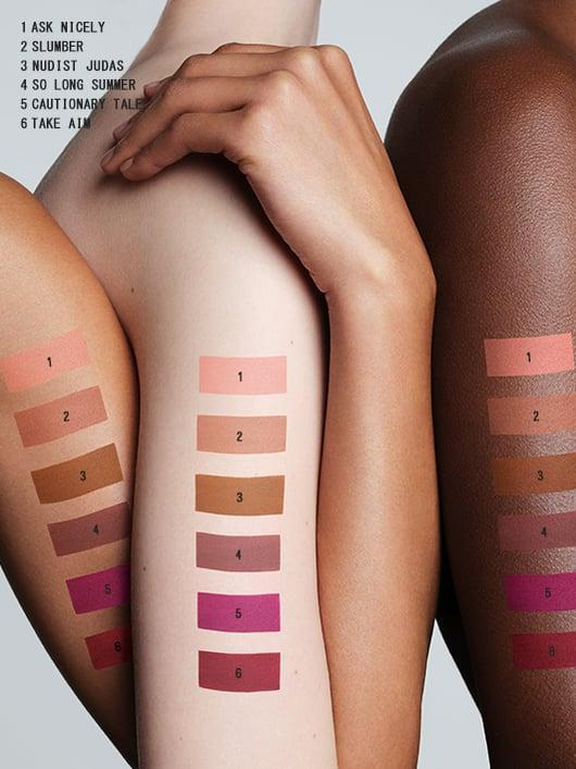 <p>I pinky promise you'll love this <span>About-Face Paint-It Matte Lip Color</span> ($22) as much as I do.</p>