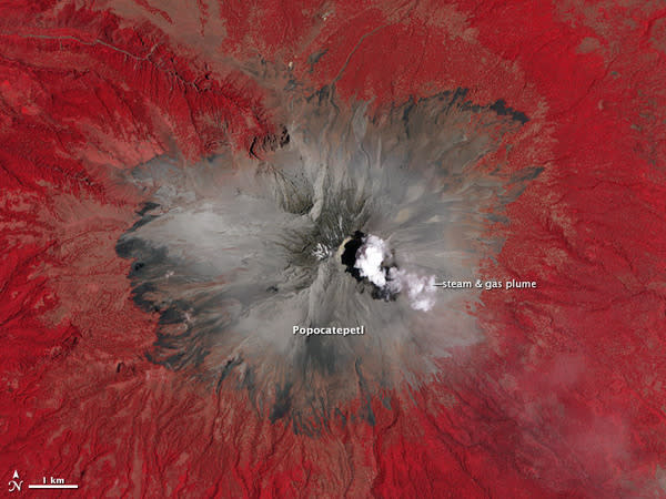 The Surprising Threat from Mexico's Awakened Volcano