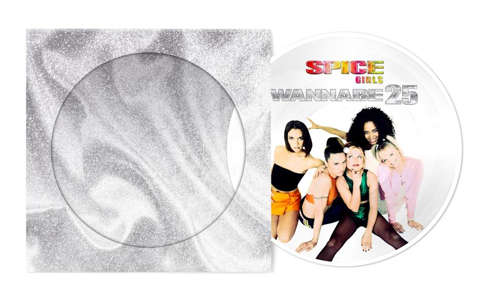 The new Spice Girls EP (DawBell)