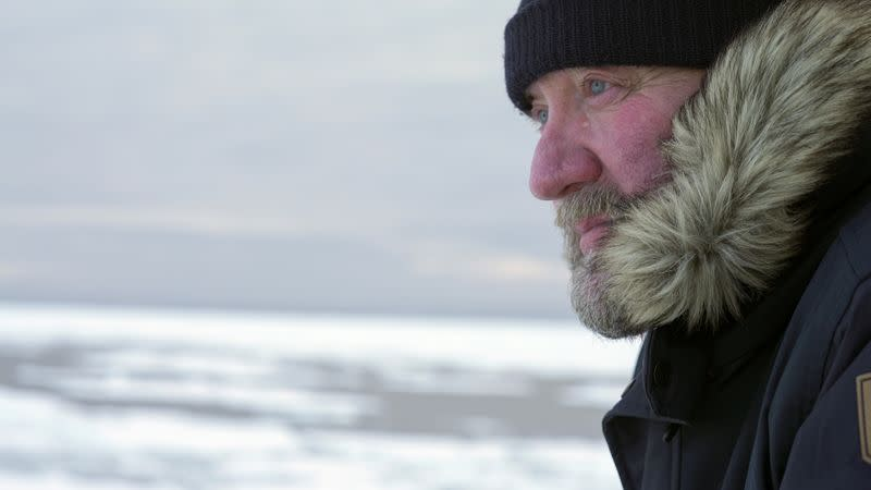 Inspired by Thunberg, veteran climate activist logs Arctic meltdown