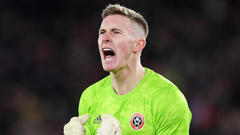 Sheffield United still hoping to retain Man Utd keeper Henderson after Foderingham signing, says Wilder