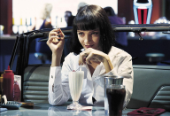 <p><em>Pulp Fiction</em> brought huge success to Quentin Tarantino, who wrote and directed the movie, as well as stars Uma Thurman, John Travolta, and Samuel L. Jackson, who are famously attached to the cult classic project.<br></p>