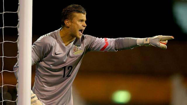 Socceroos keeper Mitch Langerak felt Australia dropped two points after scrapping with Iraq in a 1-1 draw in Tehran on Thursday.