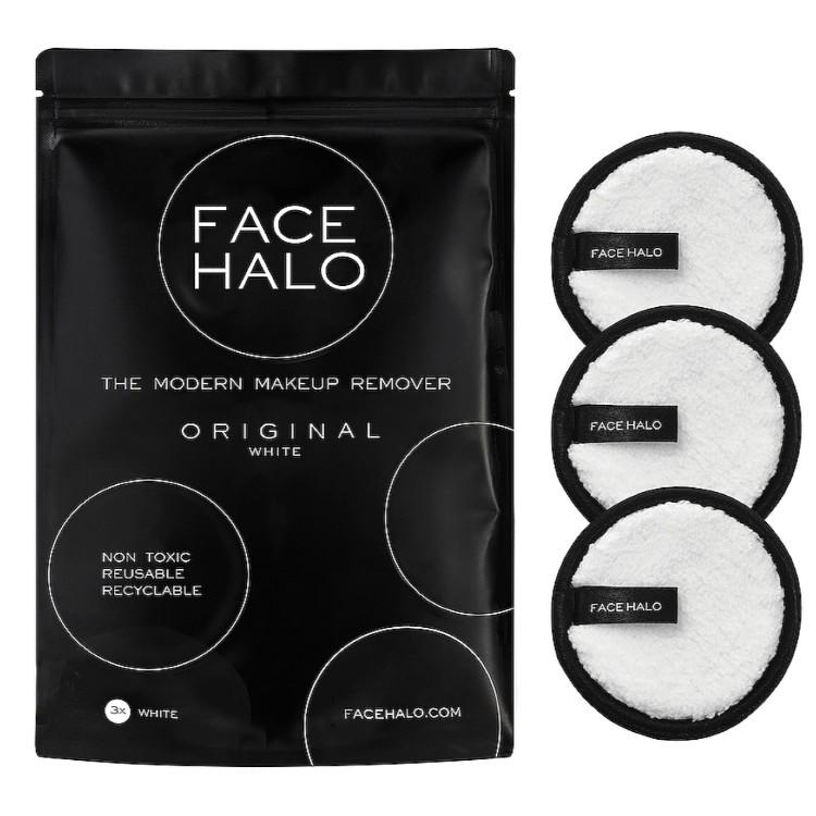 Washable makeup pads that can be used 200 times each? Count us in. (Photo: Revolve)