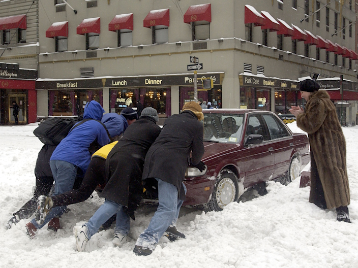 great blizzard of 2003