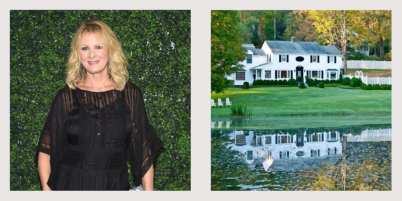 """<p>Sandra Lee, an Emmy award-winning chef and television personality, is selling the <a href=""""https://www.williampitt.com/agents/melissacolabella/search/real-estate-sales/4-bittersweet-lane-mount-kisco-ny-10549-6014770-2293593/"""" target=""""_blank"""">Westchester, New York, home</a> she once shared with her former partner, New York Governor Andrew Cuomo, for $1.59 million. And this isn't the only real estate deal Lee has made headlines for this week, as she just <a href=""""https://people.com/food/sandra-lee-fulfills-her-dream-of-buying-a-malibu-home-following-split/"""" target=""""_blank"""">purchased an oceanfront property in Malibu</a> for $3.38 million. </p><p>The sprawling Mount Kisco residence first hit the market in May 2019 with an asking price of $2 million, so only time will tell if the lower asking price will lure the right buyer. Known as Lily Pond, the Colonial-style property is situated on three acres and offers breathtaking views. It's a true retreat, boasting a naturally fed creek, pond, and waterfall. Inside, you'll find four bedrooms, five bathrooms, and a powder room. The spacious layout—which showcases an assortment of timeless neutral hues—includes three dining areas, two living rooms, walk-in closets, a gym, and more.<br><br>See below for a tour of the elegant property, which was built in 1950. Melissa Colabella of William Pitt and Julia B. Fee Sotheby's International Realty has the listing.<br></p>"""