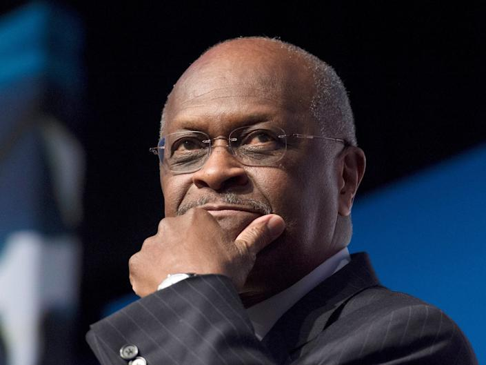Herman Cain to be nominated for Fed seat by Donald Trump: AP