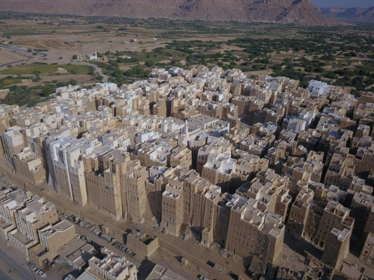 Yemen's ancient city of Shibam is a UNESCO World Heritage site dubbed the 'Manhattan of the desert'