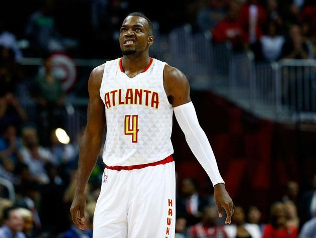 Paul Millsap turned in another spectacular two-way season. (Getty Images)