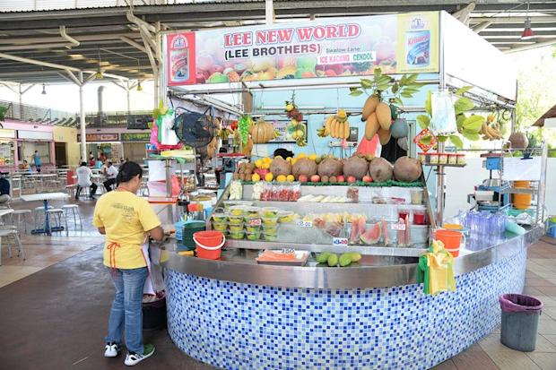 The Lee Brothers Swatow Lane ice kacang stall will close down after April 30, 2017.