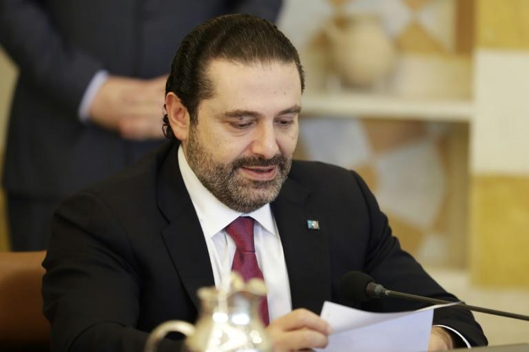 Lebanon PM seeks global support at Paris summit