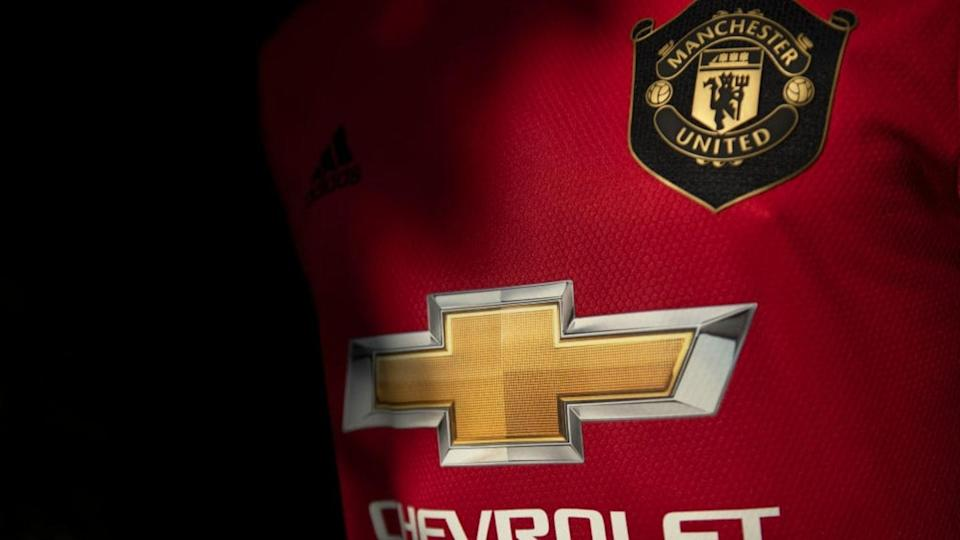 Il logo del Manchester United | Visionhaus/Getty Images