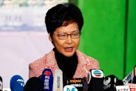 Hong Kong holds local elections