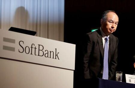 SoftBank seen booking 75% first-quarter profit drop as it returns to profitability