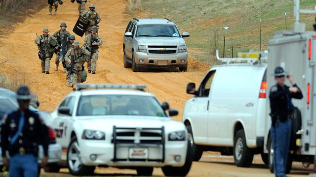 Ala. Standoff: Alleged Kidnapper Stayed in Bunker for 8 Days
