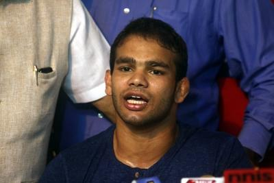 One day before Yadav's first bout at the 2016 Rio Olympics, he was handed a four-year ban by the Court of Arbitration for Sport.