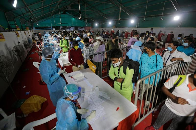 Reinfection Cases in India Show Virus Mutating, Experts Say More Research Needed to Reveal Impact on Vaccine