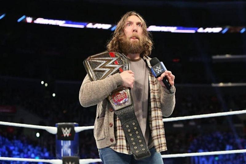 Ahead of Royal Rumble 2020, Daniel Bryan Says WWE Banned Him from Talking about Environment Issues