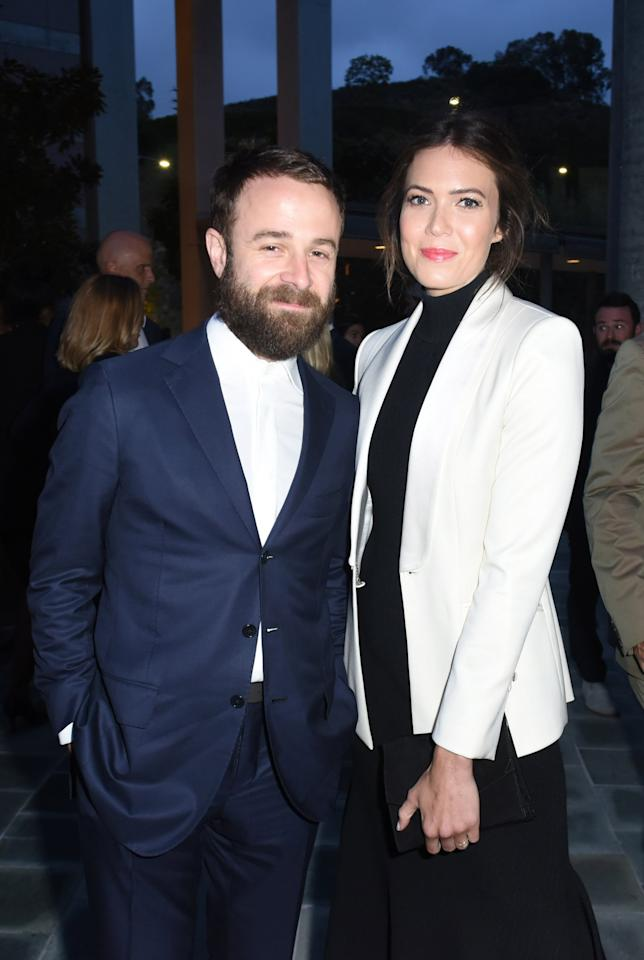 """<p>Mandy is married to Dawes musician Taylor Goldsmith. Mandy and Taylor first <a href=""""https://www.popsugar.com/celebrity/How-Did-Mandy-Moore-Taylor-Goldsmith-Meet-44182673"""" class=""""ga-track ga-track"""" data-ga-category=""""Related"""" data-ga-label=""""https://www.popsugar.com/celebrity/How-Did-Mandy-Moore-Taylor-Goldsmith-Meet-44182673"""" data-ga-action=""""In-Line Links"""">went public with their romance</a> in December 2015 and eventually <a href=""""https://www.popsugar.com/celebrity/Mandy-Moore-Engaged-Taylor-Goldsmith-2017-44017784"""" class=""""ga-track ga-track"""" data-ga-category=""""Related"""" data-ga-label=""""https://www.popsugar.com/celebrity/Mandy-Moore-Engaged-Taylor-Goldsmith-2017-44017784"""" data-ga-action=""""In-Line Links"""">got engaged in September 2017</a> when Taylor popped the question in her home. They eventually <a href=""""https://www.popsugar.com/celebrity/Mandy-Moore-Taylor-Goldsmith-Married-45505429"""" class=""""ga-track"""" data-ga-category=""""Related"""" data-ga-label=""""http://www.popsugar.com/celebrity/Mandy-Moore-Taylor-Goldsmith-Married-45505429"""" data-ga-action=""""In-Line Links"""">tied the knot</a> in November 2018, during a backyard <a class=""""sugar-inline-link ga-track"""" title=""""Latest photos and news for wedding"""" href=""""https://www.popsugar.com/Wedding"""" target=""""_blank"""" data-ga-category=""""Related"""" data-ga-label=""""https://www.popsugar.com/Wedding"""" data-ga-action=""""&lt;-related-&gt; Links"""">wedding</a>. </p>"""
