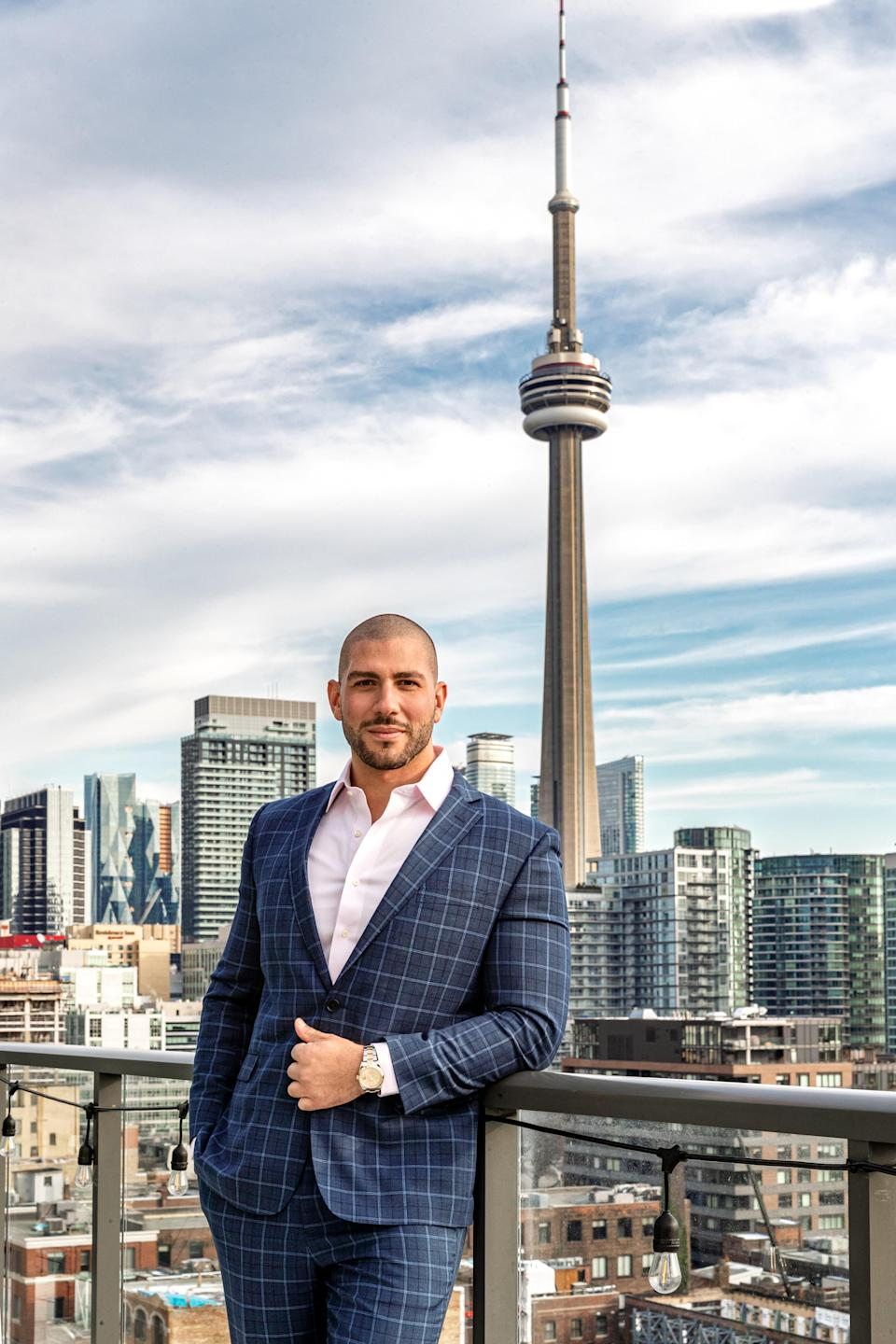 Founder and Chairman of Royal York Property Management.  Nathan Levinson's forward thinking has taught him that measuring success by the differences you make in the world surpasses new ways of thinking and best business practices.