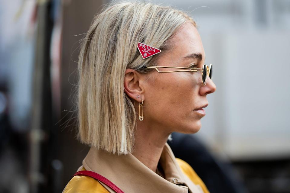 <p>Most people like to go warmer in the winter, but Capricorns don't like to blend into the background - you'd rather stand out, even if only a reasonable amount. The smoky blond hair color trend is perfect for you because it's a neutral take on a classic, but with a twist.</p>